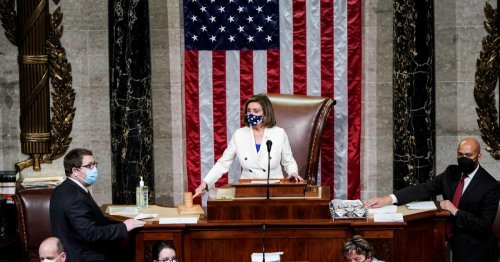 House approves $1.9 trillion COVID relief package
