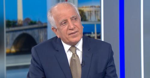 Zalmay Khalilzad sticks by his Taliban deal, says the U.S. should have pressed President Ghani harder