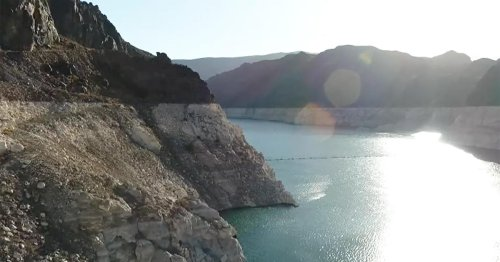 """""""Mega-drought"""" takes dramatic toll on Colorado River system that provides water to millions"""
