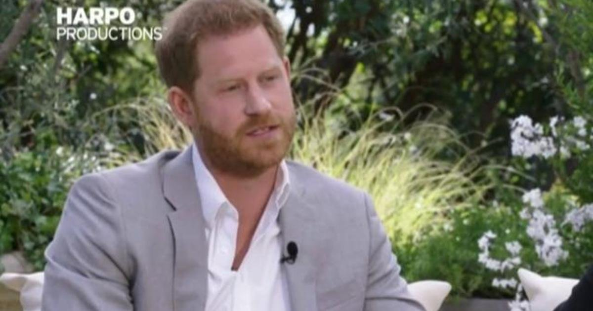 Prince Harry gives Gayle King update after Oprah interview