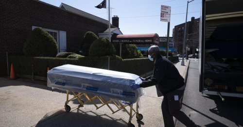 COVID-19 was the third leading cause of death in 2020, says CDC
