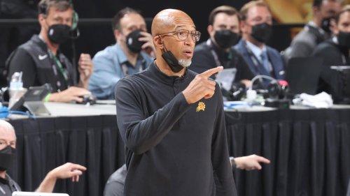 Bucks' Giannis Antetokounmpo invited Suns coach Monty Williams into locker room after winning title