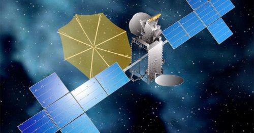 SpaceX Falcon 9 rocket launches SiriusXM radio broadcasting satellite