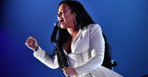 """Demi Lovato opens up about the """"beautiful"""" moment she came out to her parents"""