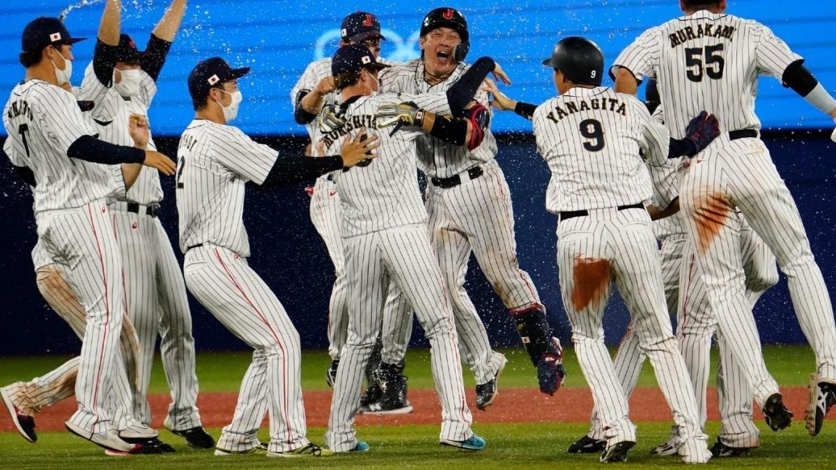 USA Baseball vs. Japan score: U.S. falls in 2020 Tokyo Olympics quarterfinals, but medal pursuit still alive