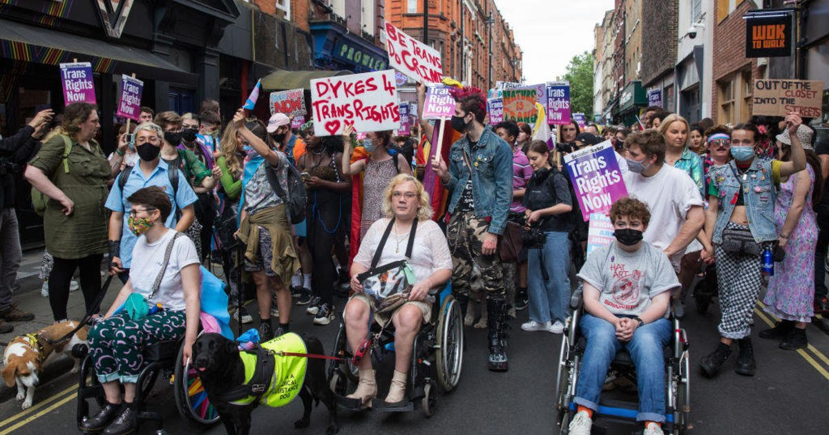 Disability activists push for more inclusive Pride celebrations