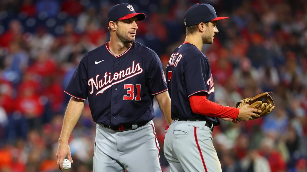 Max Scherzer trade grades: Dodgers ready to defend World Series title after six-player swap