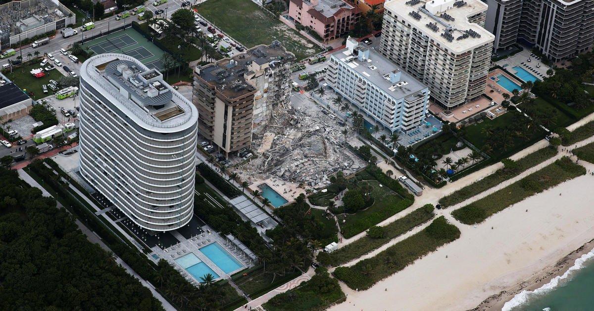 Florida building collapse: Latest updates