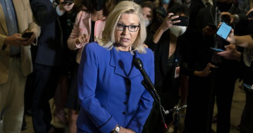 """Liz Cheney appears on Fox News, says network has an """"obligation"""" to debunk election lies"""