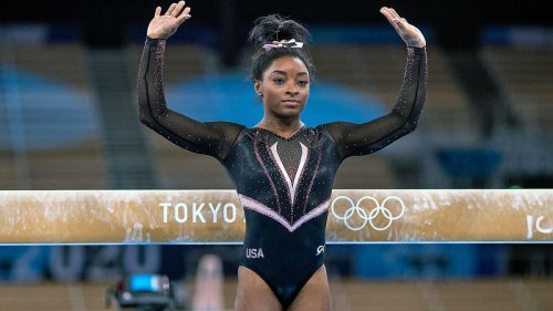 2020 Tokyo Olympics: Simone Biles withdraws from individual all-around 'to focus on her mental health'