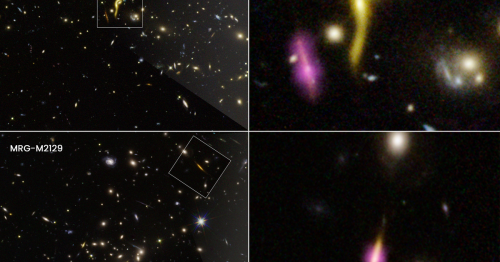 Hubble telescope discovers 6 mysteriously dead, massive galaxies from early universe