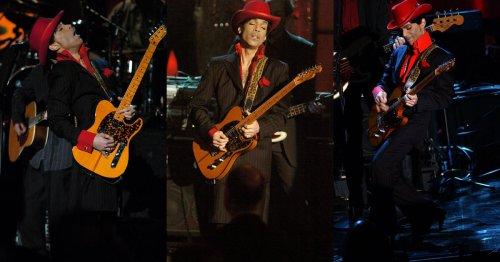 Inside a legendary Prince guitar solo