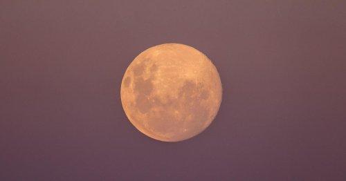 """A full """"pink"""" supermoon will illuminate the night sky tonight"""
