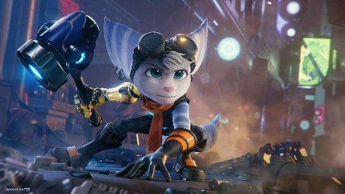 Ratchet & Clank: Rift Apart Trailer Reveals New Protagonist, Rivet