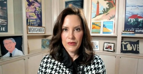 Whitmer pushes feds for more vaccine doses as COVID cases surge in Michigan