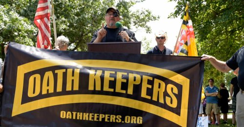 Oath Keepers: How a militia group mobilized in plain sight for the assault on the Capitol