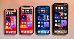Discover iphone model