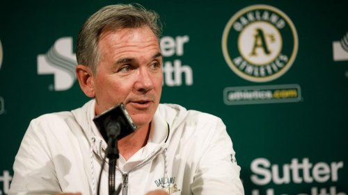 MLB rumors: Mets may have interest in adding Oakland's Billy Beane to front office