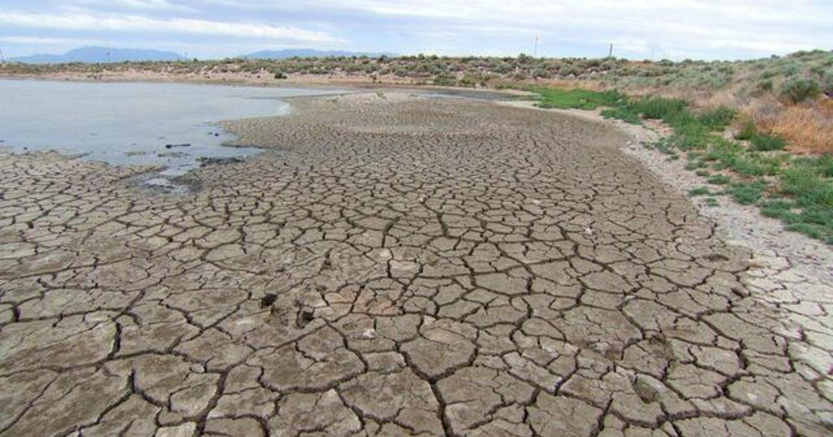 90% of Utah in extreme drought as governor declares emergency, asks locals to conserve water