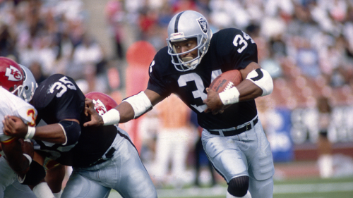 Throwback Thursday: Five crazy facts about Bo Jackson's record-setting pro career