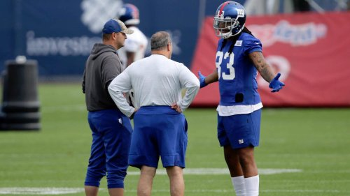 Kelvin Benjamin rips Joe Judge following his release from the Giants, claims tenure with New York was 'a hoax'