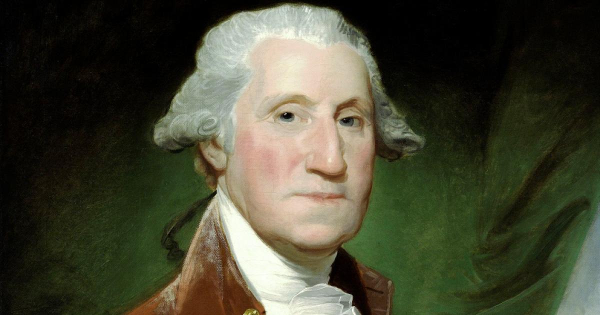 George Washington is America's favorite Founding Father — CBS News poll
