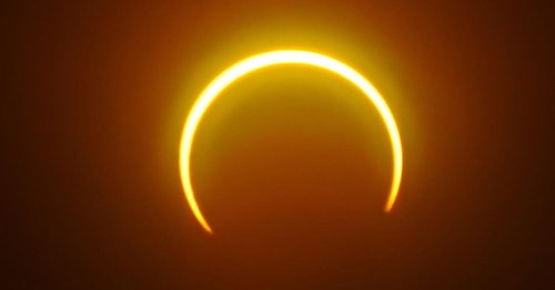 """How to watch next week's rare """"ring of fire"""" solar eclipse"""
