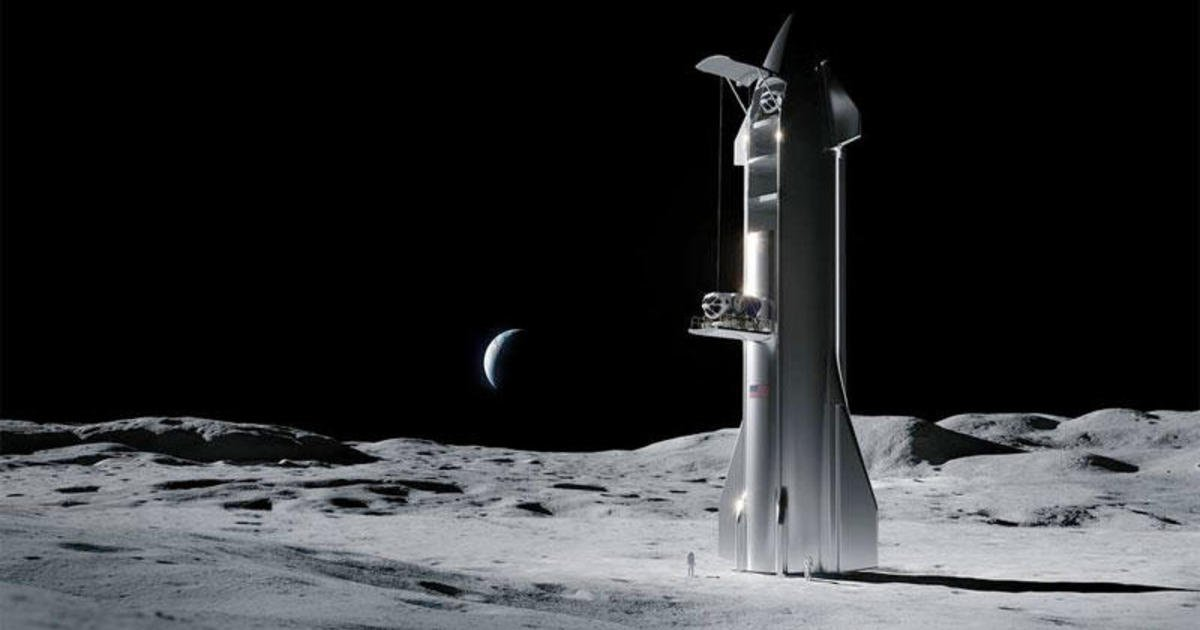 Government Accountability Office denies protests of NASA-SpaceX lunar lander contract