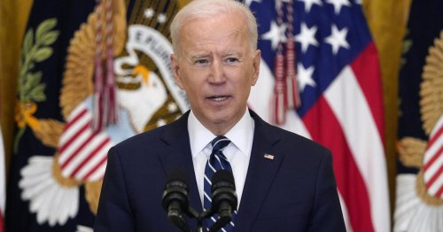 Live Updates: Biden announces 2024 plans, doubles vaccine goals and more in first press conference