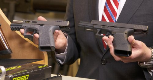 Ghost Guns: The build-it-yourself firearms that skirt most federal gun laws and are virtually untraceable