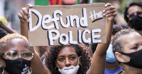 """""""Defund the police"""" made headlines. What does it look like now?"""