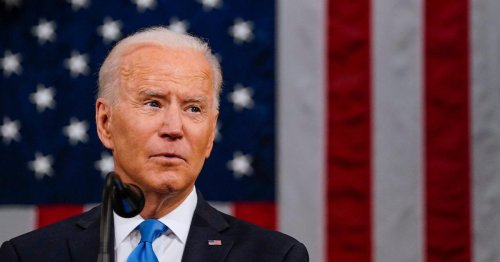 """Biden calls Capitol riot """"a test of whether our democracy could survive"""""""