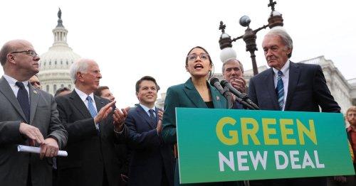 Markey and Ocasio-Cortez reintroduce Green New Deal