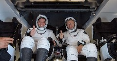 Discover nasa spacex crew dragon
