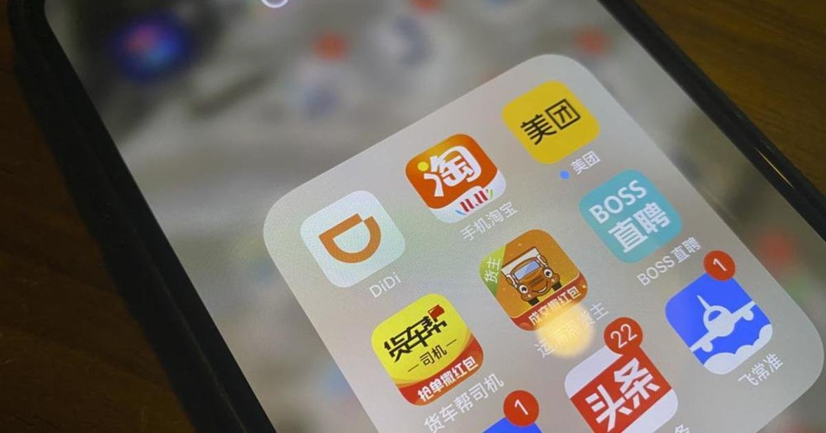 Why China is investigating Didi and other big Chinese tech firms
