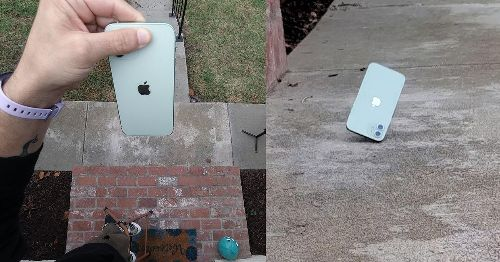 iPhone 12 drop test: The ceramic shield screen went above and beyond