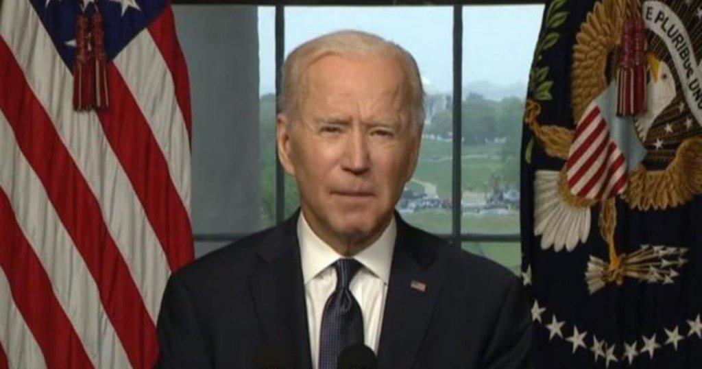 Biden Beats The Plague - Our Hero!!! - cover