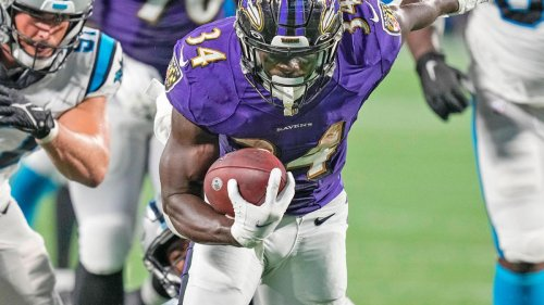 Fantasy Football Week 3 Start 'Em & Sit 'Em: Let's get crazy with Ty'Son Williams against leaky Lions