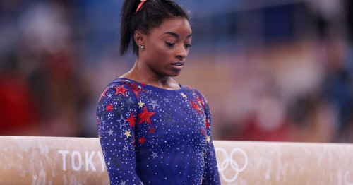 """Simone Biles opens up about withdrawal from Olympic competitions: """"I don't think you realize how dangerous this is"""""""