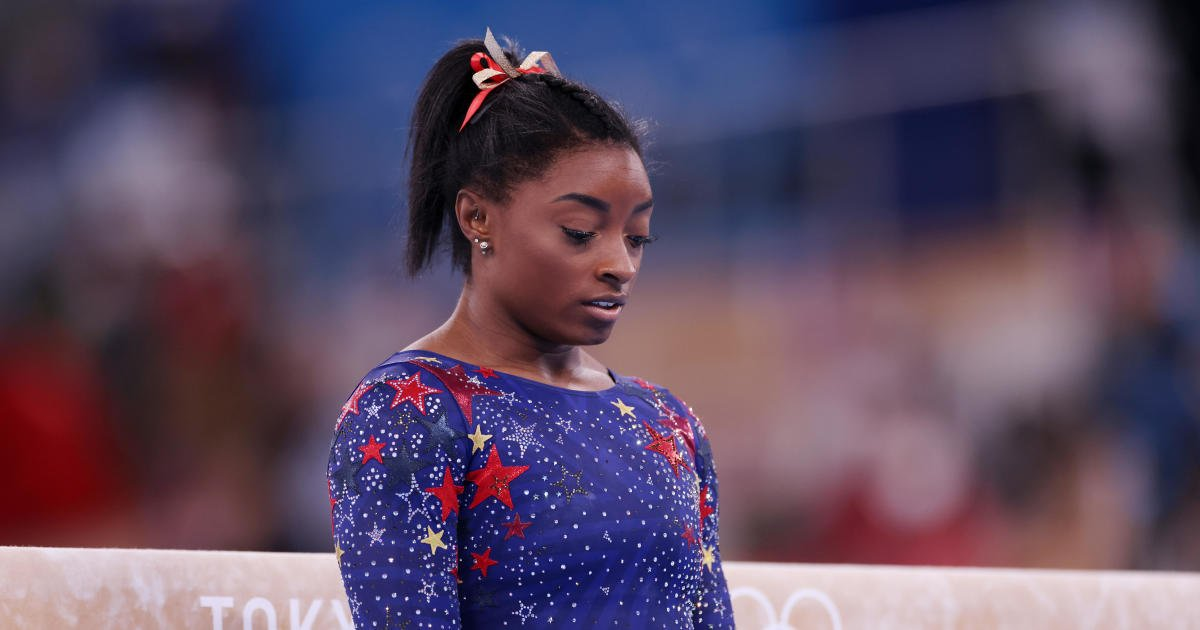 Simone Biles opens up about withdrawal from Olympic competitions