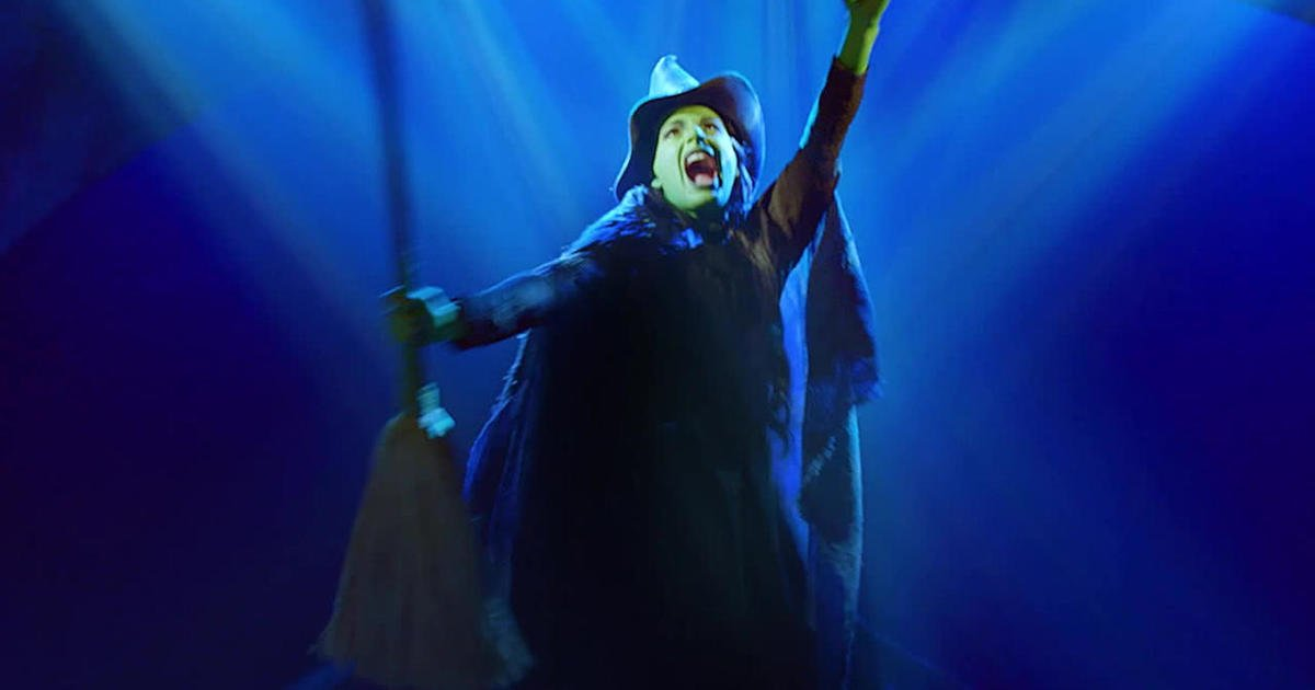 """The road to the hit Broadway musical """"Wicked"""""""