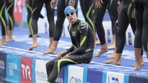 2020 Tokyo Olympics: British swimmer withdraws from marathon after fearing his eye had fallen out
