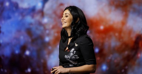 Meet Diana Trujillo, the flight director for NASA's Mars Perseverance
