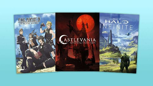 Huge Manga And Art Books Sale Discounts 800+ Titles, Including Final Fantasy And Halo Infinite