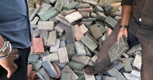 Meet the woman turning Kenya's plastic waste problem into a building solution: Plastic bricks