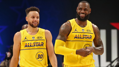 NBA All-Star Game: LeBron James says he 'loved every single second' of first game as Stephen Curry's teammate
