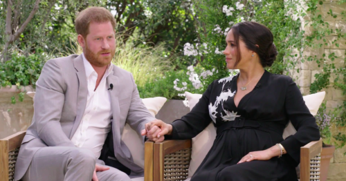 """Prince Harry compares """"unbelievably tough"""" split from royal family to Diana's experience"""