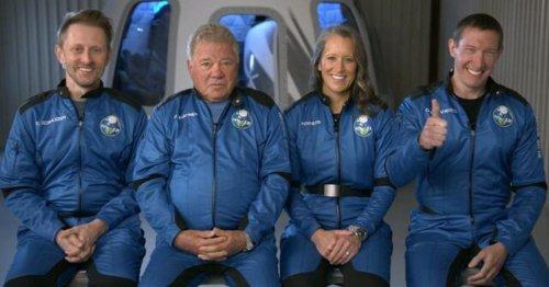 William Shatner's historic spaceflight aboard Blue Origin rocket: Highlights