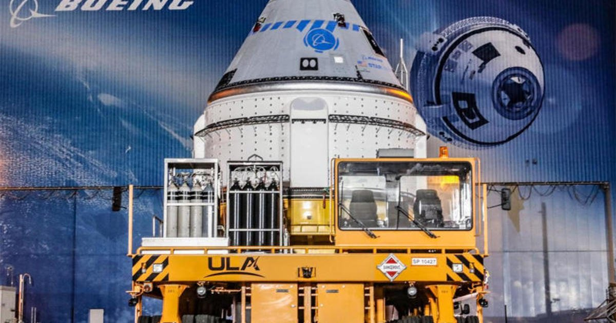 NASA clears Boeing's Starliner spacecraft for critical test flight to space station
