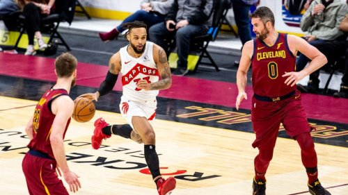 Gary Trent Jr. gets efficient, drops historic 44-point game after Raptors give him green light on offense